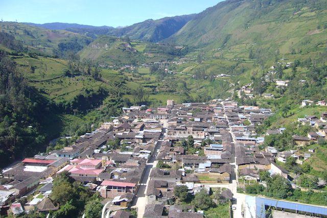 Leimebamba, Peru (2004)- Inca Mummies museum