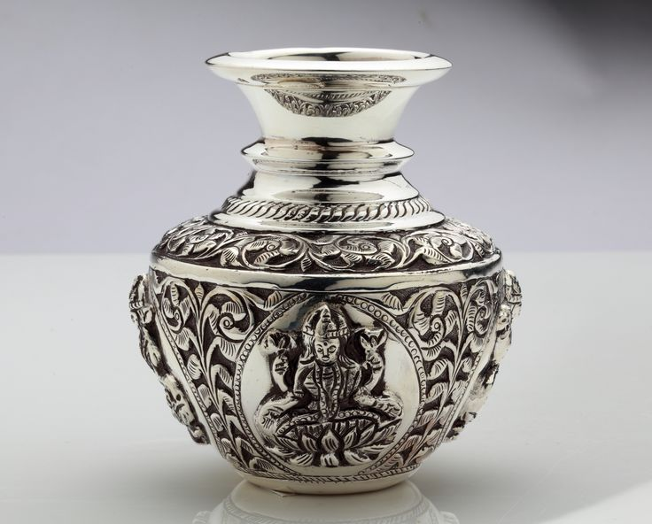 Best 25+ Silver pooja items ideas on Pinterest   Silver ...