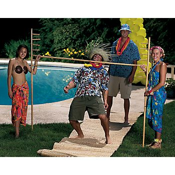 Hawaiian Luau Party Games @Natalie Hudson this might be great for Looney Luau!