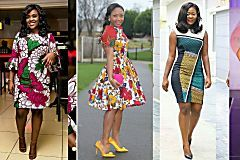 FABULOUS ANKARA STYLES FOR YOUNG WIVES