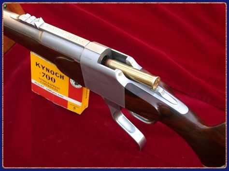 .700 Nitro Express, for when scientists bring back T-Rex.