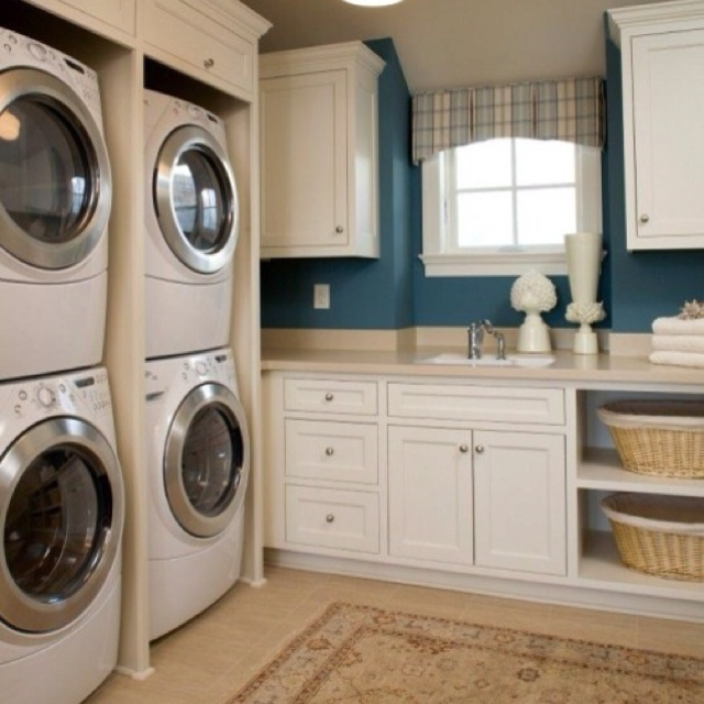 82 Laundry Room Ideas Ways To Organize Your Washrooms Pinterest And Design