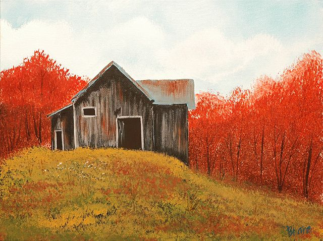 25 Unique Barn Paintings Ideas On Pinterest Paint Night