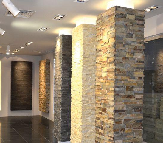 49 best Interior Stone Cladding images on Pinterest | Stone cladding ...