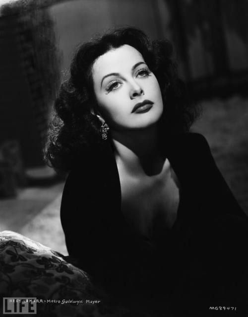 Hedy Lamarr: Hollywood Sex Symbol, Tech Geek…She was a glamorous movie star of the 1930s and '40s, a taboo-breaking beauty who is credited with simulating the first on-screen orgasm (and also appearing nude) in a 1933 film called Ecstasy.