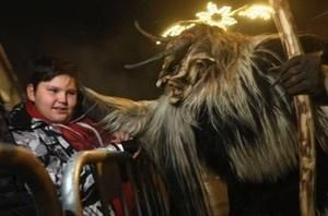 Krampus is listed (or ranked) 1 on the list 15 Ridiculously Scary Christmas Movies to Watch During the Holidays