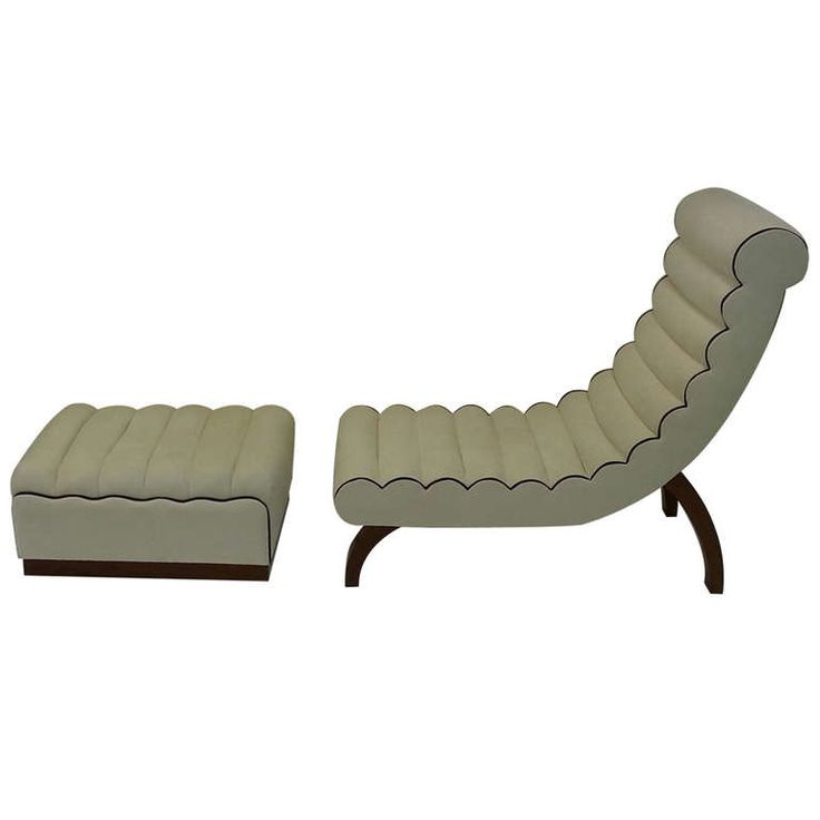 63 best art deco design images on pinterest art deco for Chaise longue deco
