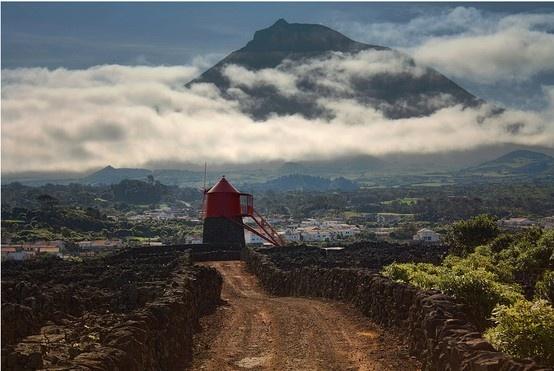 Ilha do Pico, Açores - Portugal