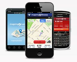 MapMyRun apps great for calculating the calories you burned