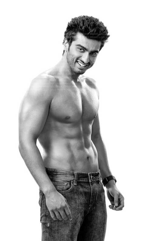 Arjun Kapoor that smile <3