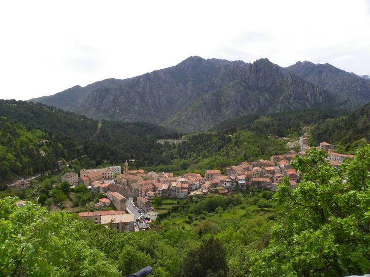 La Corse autrement De Ghisoni à Urbinu.......