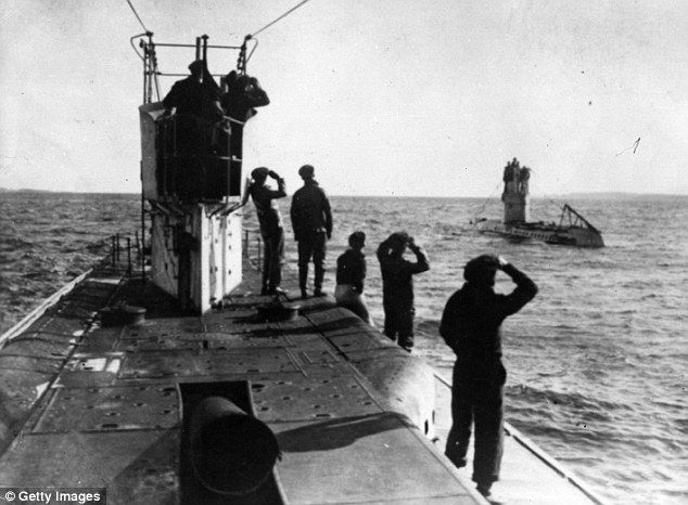 Solved: Mystery of missing WW1 German submarines uncovered after ...