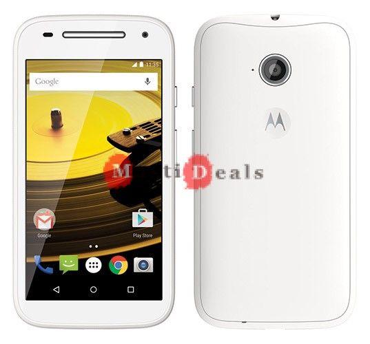 Moto E 2nd Gen mobile at Rs.6,999 From Flipkart