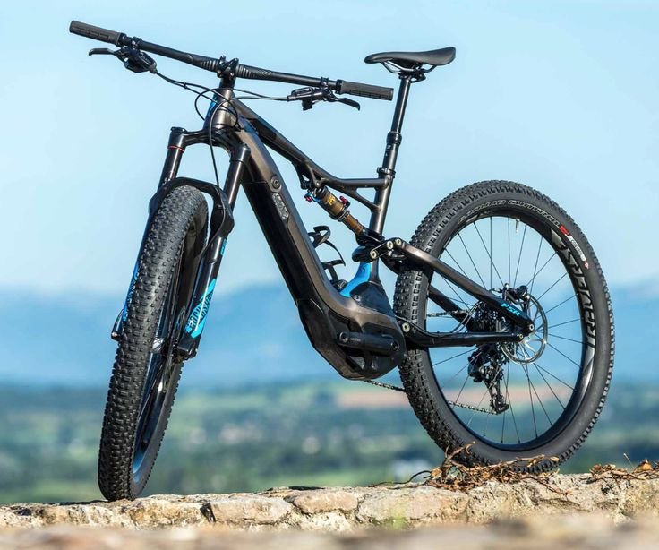 Image result for electric mountain bike