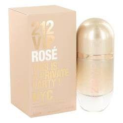 212 Vip Rose Perfume By CAROLINA HERRERA FOR WOMEN Eau De Parfum Spray 1.7 oz