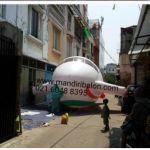 Balon Udara / Balon Promosi Produk bentuk Pesawat http://royalbalonpro.com/balon-promosi/