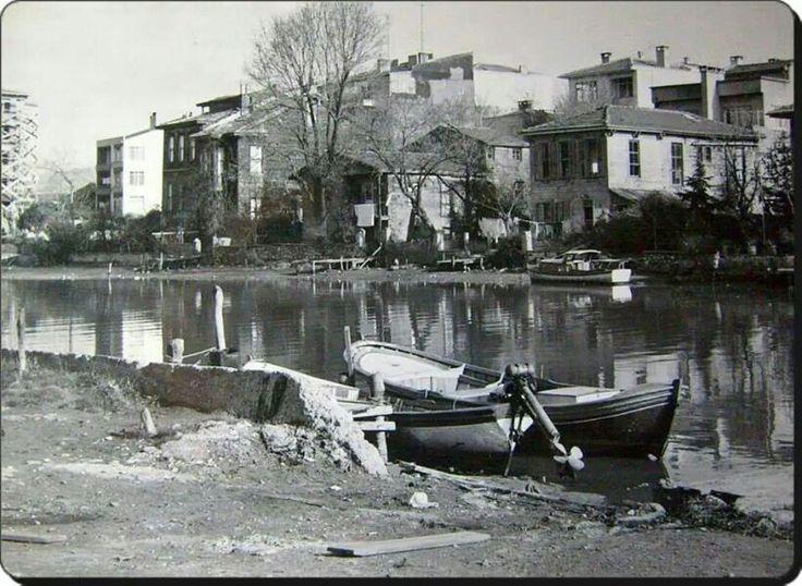 Kadikoy/ Kurbagalidere 1960 lar