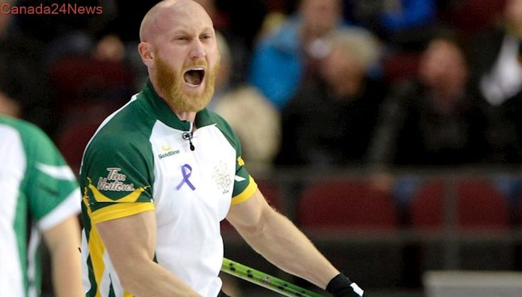 Brad Jacobs wants to change curling culture one fist pump at a time