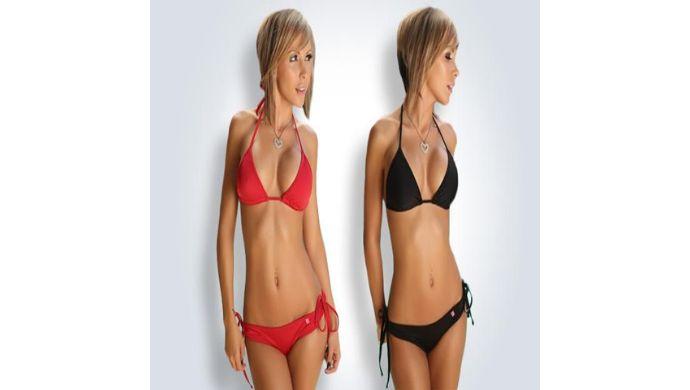 Tan Through Bikini in Assorted Colors � Only $4.99   Free Shipping w/Promo Code �SHIP4FREE�!