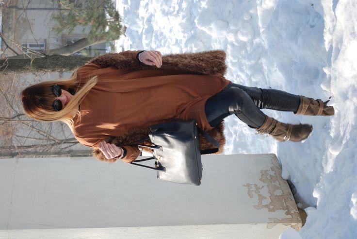 Fashion without borders | Iarna pe ulita / Winter on the street | http://fashion-without-borders.com/wp