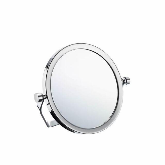 Handy travel mirror -  Smedbo Outline Travel Mirror FK443