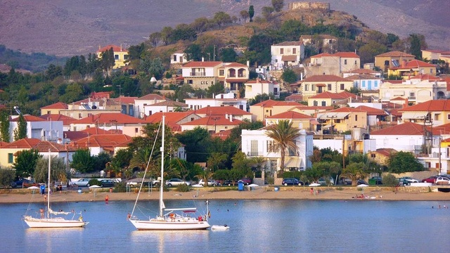 Myrina, Lemnos, Greece
