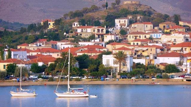 Myrina, Lemnos, Greece