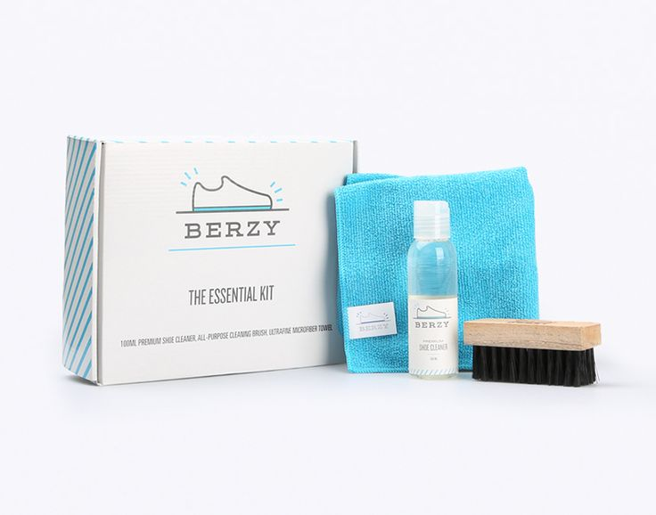 Berzy Essential Kit by Berzy.The ultimate shoe care package, contains…