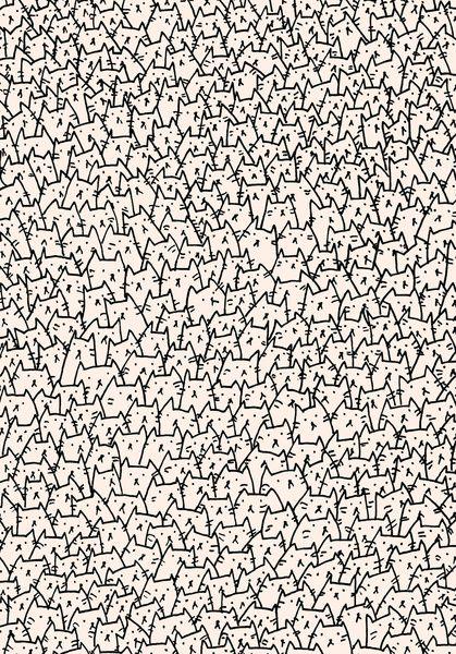 A Lot of Cats by Kitten Rain I fuckin' LOVE CATS!!!!!!!