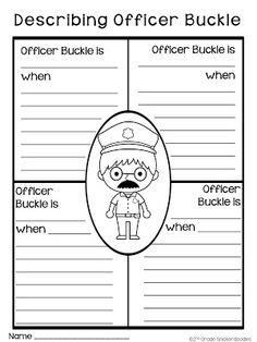 15 best Officer buckle and Gloria lesson images on