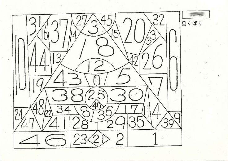 私もこの表をいただきました。画像(320x225)・拡大画像(1000x706)