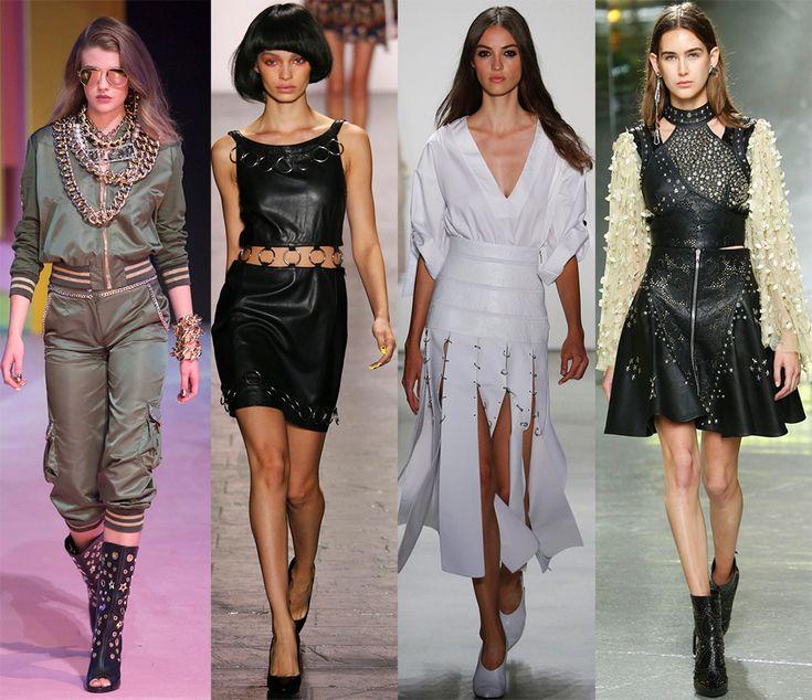 Trends Frühjahr Sommer 2017 | Mode