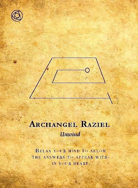 60 Best Archangel Symbols Images On Pinterest Alchemy
