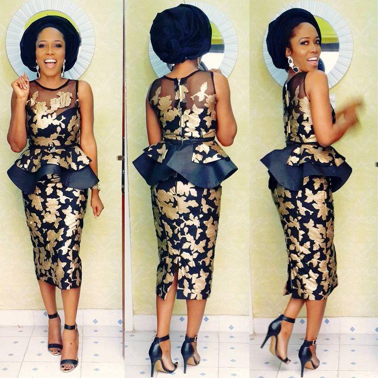 1000 Id Es Sur Le Th Me Nigerian Lace Styles Sur Pinterest Kitenge Mode Nig Riane Et Robes