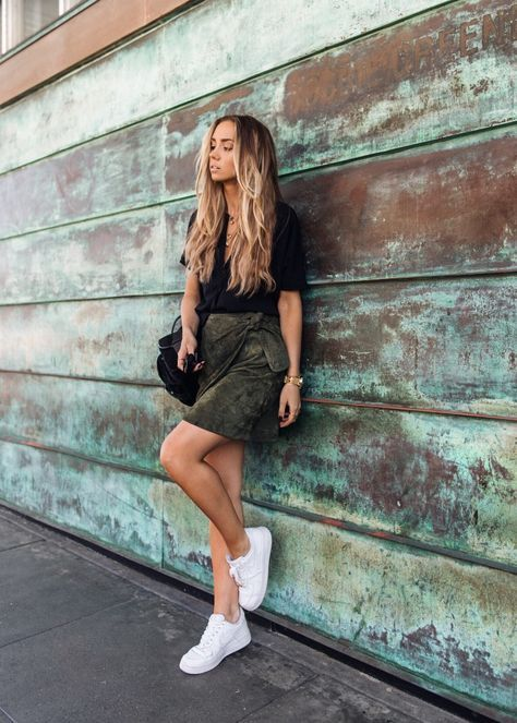 49a2fc3f5faa How to Look Chic in Sneakers with Lisa Olsson