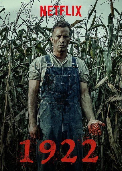1922 movie review starring Thomas Jane, Molly Parker, Dylan Schmid, Kaitlyn Bernard, Neal McDonough, and Brian d'Arcy James!