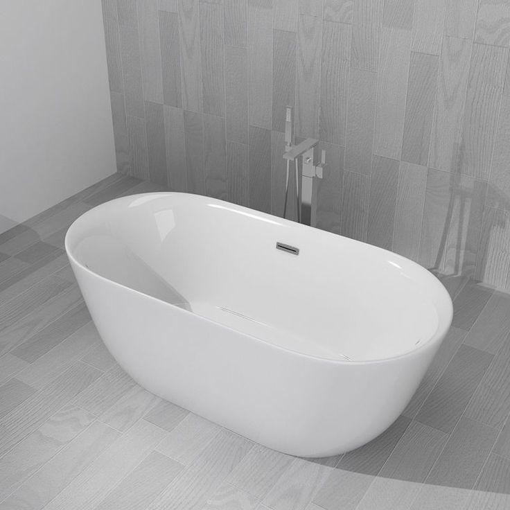 19 best Baignoires îlots images on Pinterest Bathroom, Soaking - prix baignoire a porte