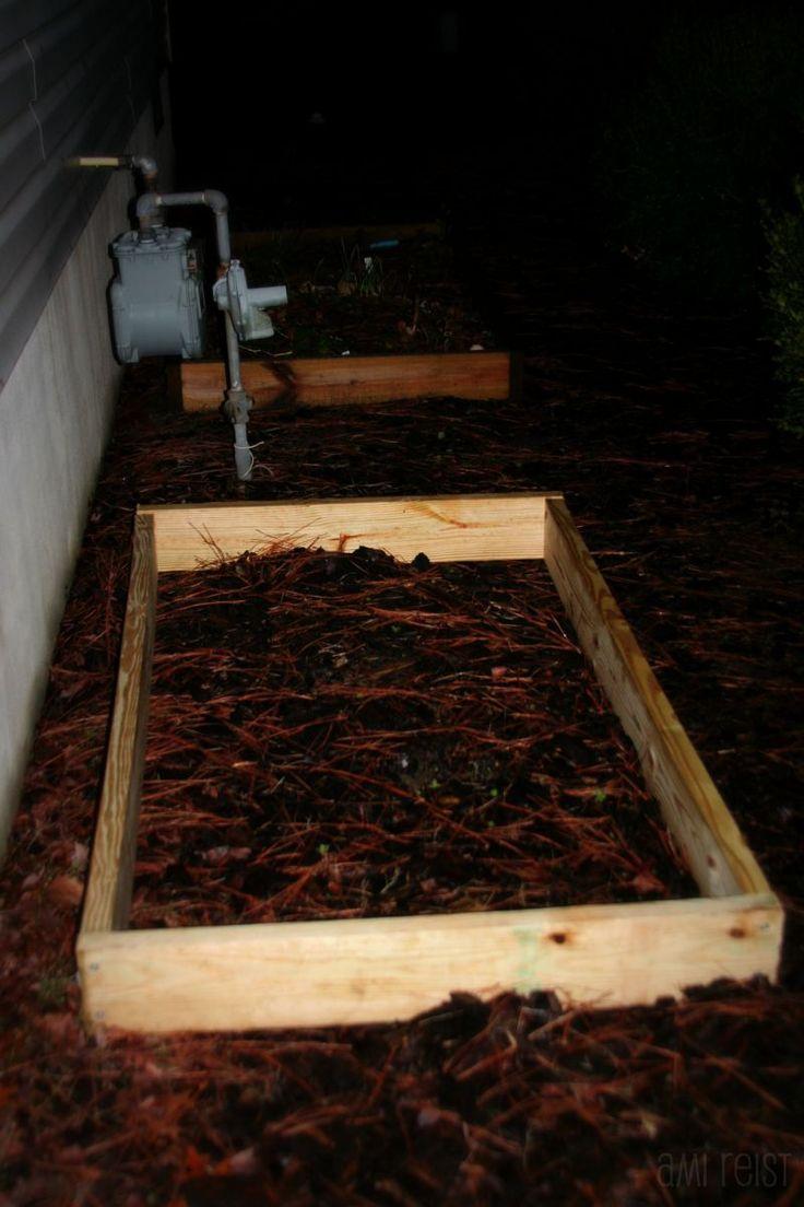 ShoreBread   DIY: Create An Above Ground Veggie Garden For Under $25