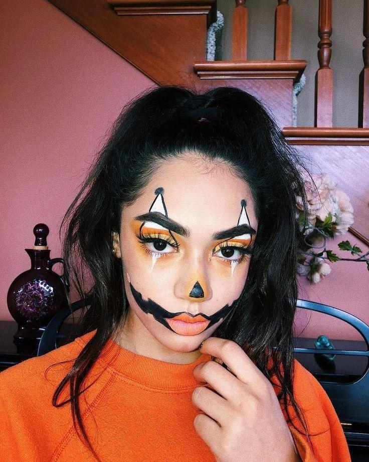 Pin By Teyomaria On Avani Gregg Cute Halloween Makeup Halloween Makeup Clown Halloween Makeup Pretty
