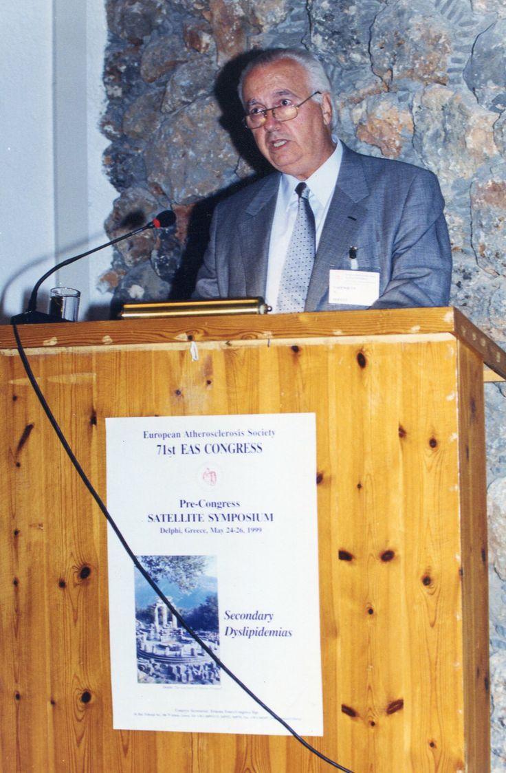"71st EAS Congress ""European Atherosclerosis Society"" Delphi, Greece, May 24-26, 1999"