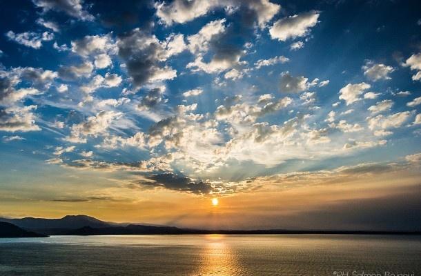 Een voorbeeld van de prachtige natuur aan het Gardameer