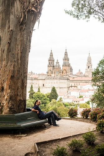 Santiago de Compostela, Galicia,