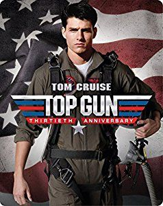 Amazon.com: Top Gun: 30th Anniversary Steelbook (Limited Edition) [Blu-ray]: Val Kilmer, Tim Robbins, Tom Cruise, Anthony Edwards, Kelly McGillis: Movies & TV