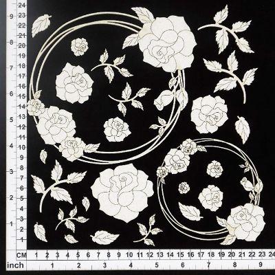 CB4070 String Circles 06 Roses