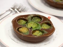 Escargots in Garlic and Parsley Butter : Recipes : Cooking Channel
