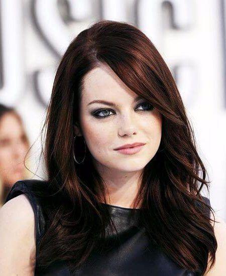 Dark Auburn Couleur de Cheveux HAIRSTYLE Coloration