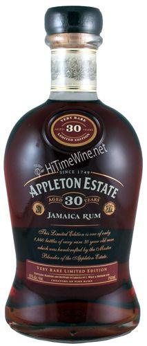 Appleton Estate Limited Edition 30 year old Rum Tolle Geschenkideen gibt es bei http://www.dona-glassy.de/Geschenke-mit-Rum:::22.html