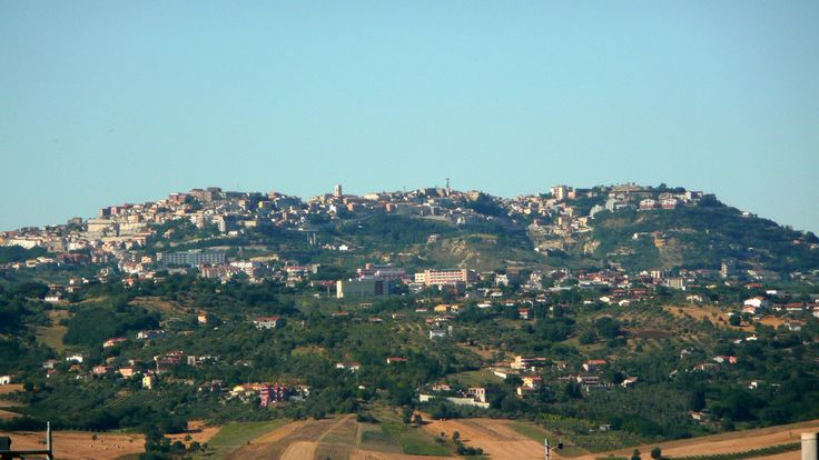 Ariano Irpino, Italy - where my family is from!