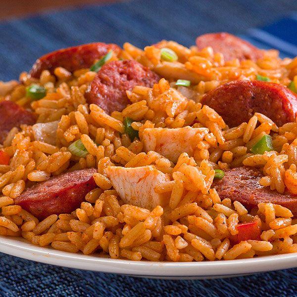 Chef John Beshs Zatarains® Creole Jambalaya