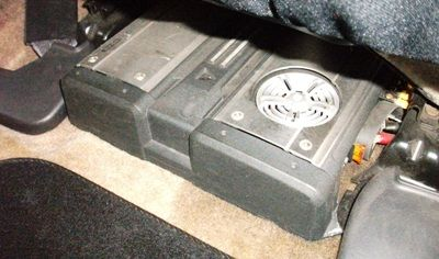 John D overhauled his 2006 Chevy Colorado's audio system with Crutchfield gear. #Kenwood #srslyDIY